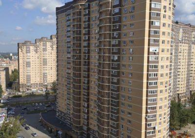 Штукатурка  квартиры в Долгопрудном