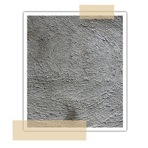 Цементно песчанная штукатурка фактура
